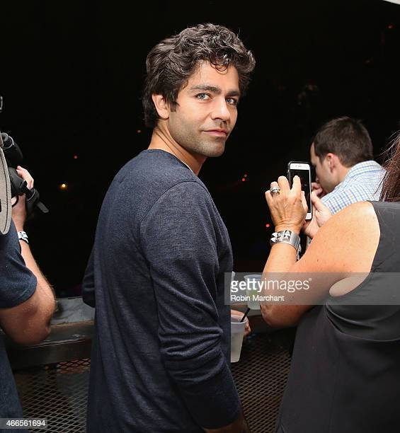 Adrian Grenier attends Tumblr FUCK YEAH Party Sponsored By Entourage At SXSW on March 16 2015 in Austin Texas