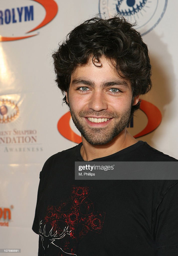 <a gi-track='captionPersonalityLinkClicked' href=/galleries/search?phrase=Adrian+Grenier&family=editorial&specificpeople=211413 ng-click='$event.stopPropagation()'>Adrian Grenier</a> during The Brent Shapiro Foundation for Drug Awareness Presents Sober Day USA 2007 in Los Angeles, California.