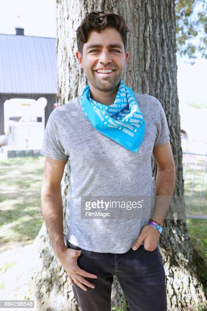 Adrian Grenier is seen at the 'Think Twice Drink Twice Small Steps for Big Impact' panel at the Solar Stage during Day 2 of the 2017 Bonnaroo Arts...