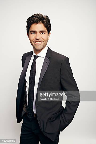 Adrian Grenier poses during the The 41st Annual People's Choice Awards at Nokia Theatre LA Live on January 7 2015 in Los Angeles California