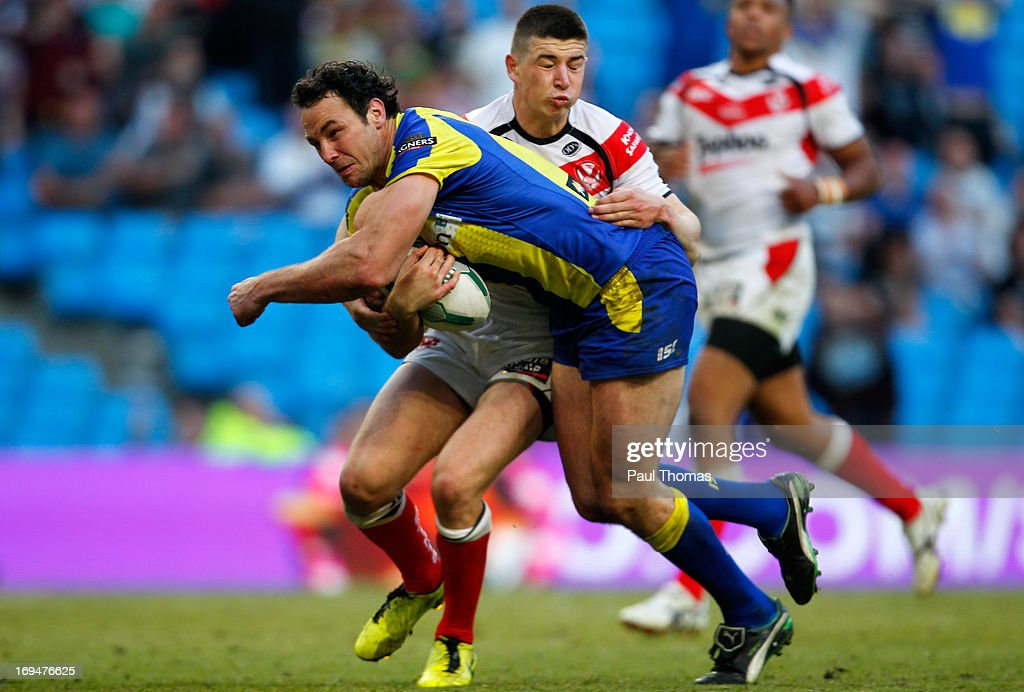 St Helens v Warrington Wolves - Magic Weekend