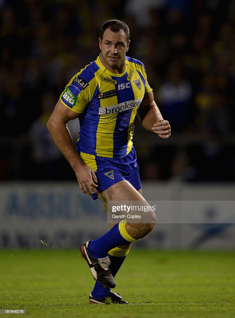 Warrington Wolves v Huddersfield Giants - Super League Qualifying Semi Final