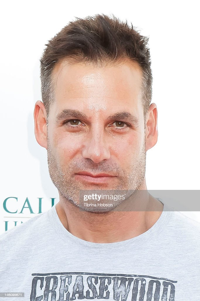 Adrian Pasdar attends 1st annual T.H.E. event hosted by Chris Harrison and The Band From TV at Calabasas Tennis and Swim Center on June 9, 2012 in Calabasas, California.