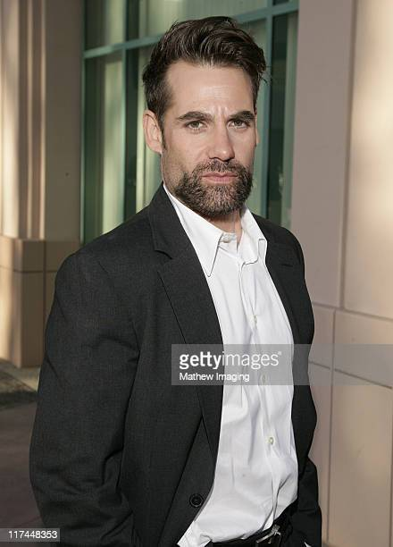 Adrian Pasdar during The Academy of Television Arts and Sciences Presents An Evening with 'Heroes' Red Carpet at Leonard H Goldenson Theatre in North...