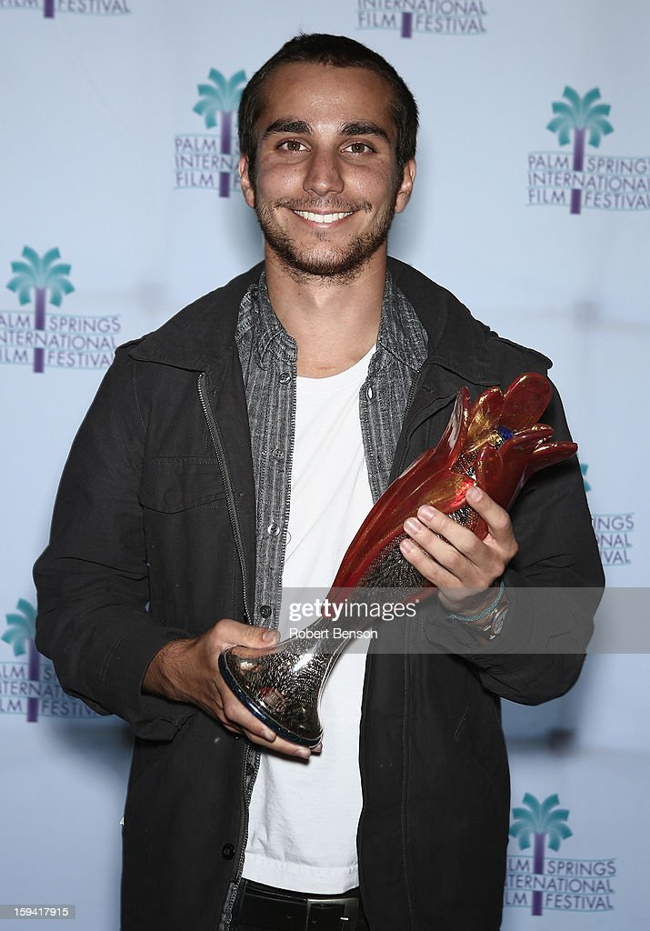 Adrian Saba at a Festival Awards Brunch at the 24th Annual Palm Springs International Film Festival on January 13, 2013 in Palm Springs, California.