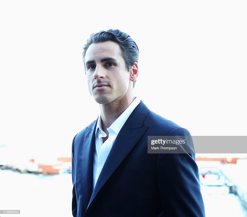 <a gi-track='captionPersonalityLinkClicked' href=/galleries/search?phrase=Adrian+Sutil&family=editorial&specificpeople=750787 ng-click='$event.stopPropagation()'>Adrian Sutil</a> of Germany and Force India attends the Amber Fashion Show held at the Meridien Beach Plaza on May 27, 2011 in Monte Carlo, Monaco.