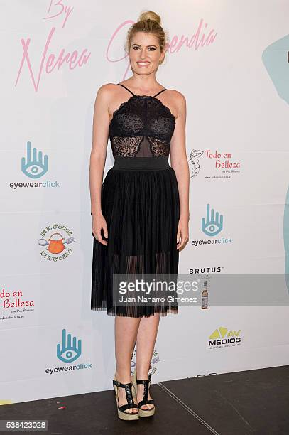 Adriana Abenia attends 'By Nerea Garmendia' 2nd Anniversary at COAM on June 6 2016 in Madrid Spain