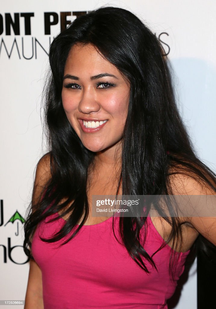 DJ Adriana attends the 'Party After' BET Awards 2013 hosted by Chris Brown and Nick Cannon at the Belasco Theater on June 30, 2013 in Los Angeles, California.