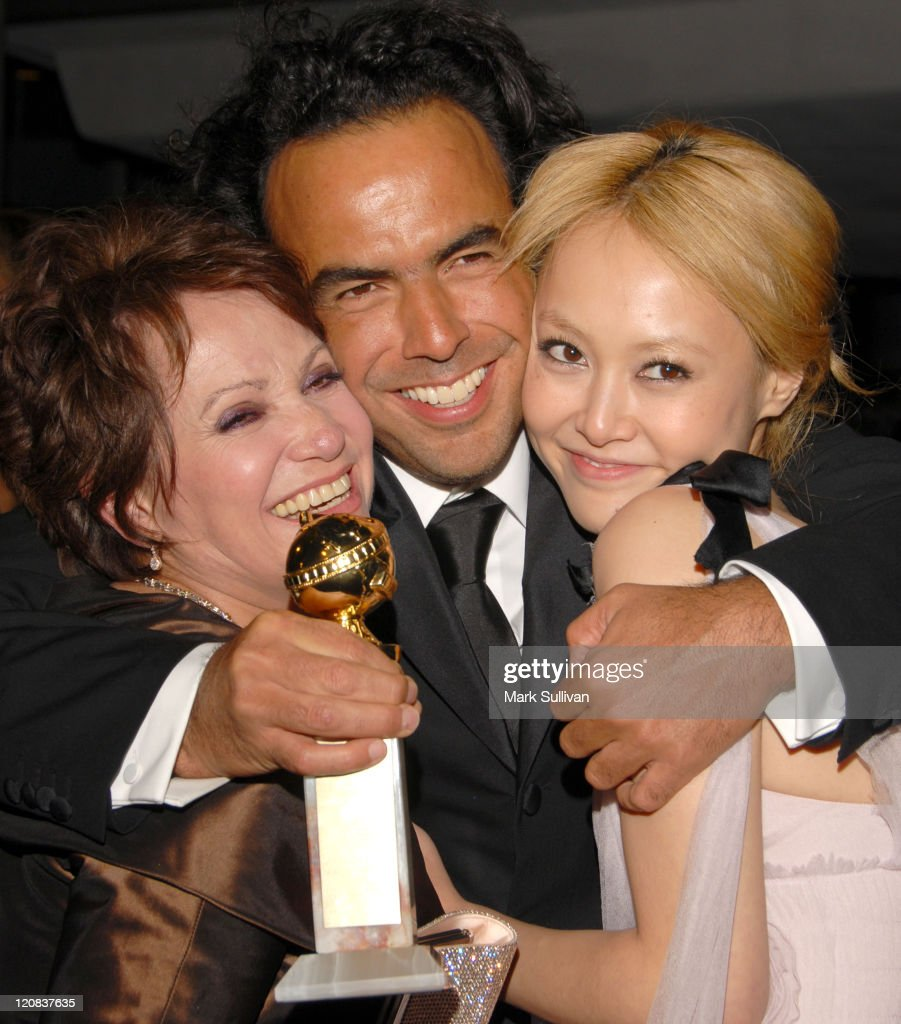 Paramount Pictures Hosts 2007 Golden Globe Award After-Party - Arrivals
