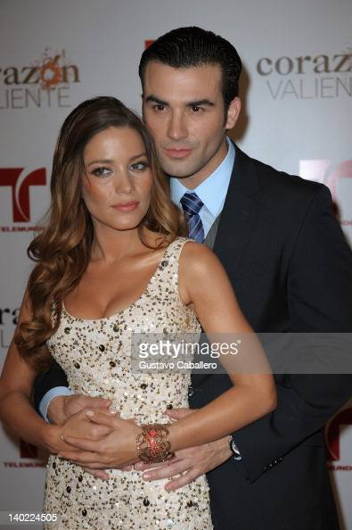 Telemundo's Corazon Valiente Red Carpet Premiere Photos ...