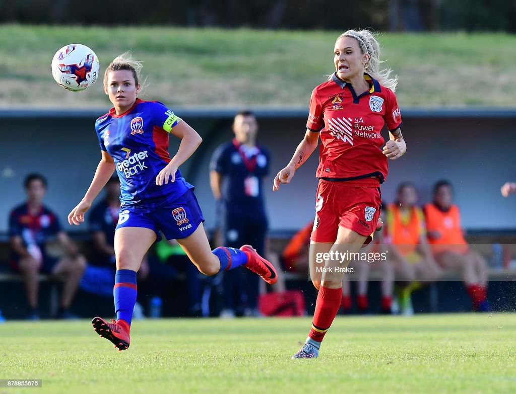 W-League Rd 5 - Adelaide v Newcastle