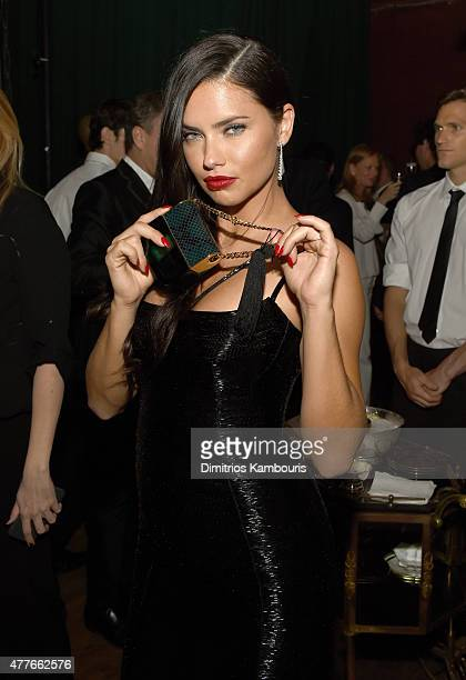 Adriana Lima attends Marc Jacobs And Coty Celebrate DECADENCE on June 18 2015 in New York City