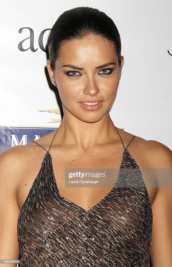<a gi-track='captionPersonalityLinkClicked' href=/galleries/search?phrase=Adriana+Lima&family=editorial&specificpeople=182444 ng-click='$event.stopPropagation()'>Adriana Lima</a> attends the 2014 Young Friends Of ACRIA Summer Soiree at Highline Stages on June 11, 2014 in New York City.