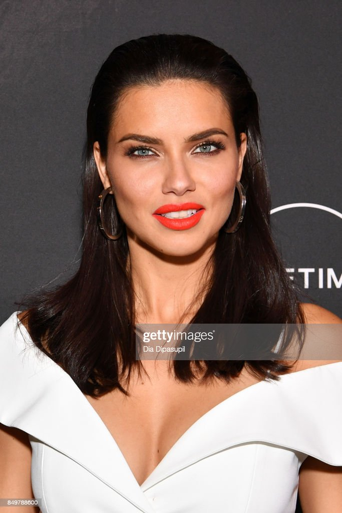 Adriana Lima attends the 'American Beauty Star' premiere at Gramercy Terrace at The Gramercy Park Hotel on September 19, 2017 in New York City.