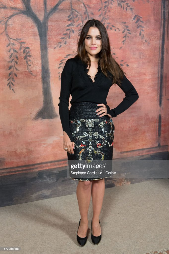 Adriana Ugarte attends the Chanel Cruise 2017/2018 Collection