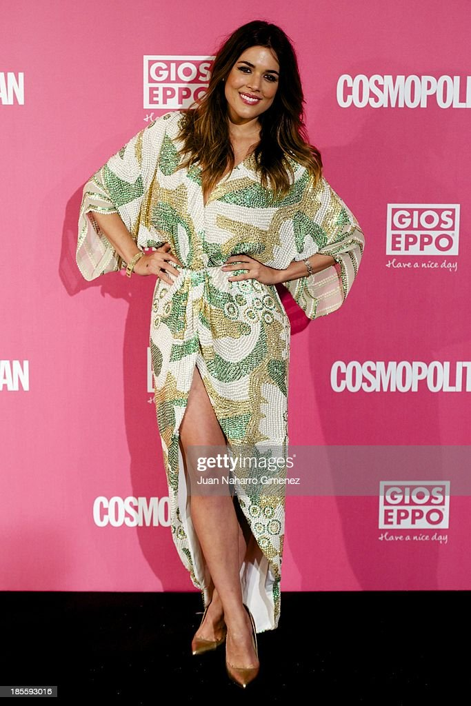<a gi-track='captionPersonalityLinkClicked' href=/galleries/search?phrase=Adriana+Ugarte&family=editorial&specificpeople=6546874 ng-click='$event.stopPropagation()'>Adriana Ugarte</a> attends the Cosmopolitan Fun Fearless Female Awards 2013 at the Ritz Hotel on October 22, 2013 in Madrid, Spain.