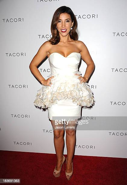 Adrianna Costa attends the Club Tacori 2013 event at Greystone Manor Supperclub on October 8 2013 in West Hollywood California
