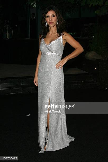 Adrianna Costa during 3rd Annual Alfred Mann Foundation Innovation and Inspiration Gala at Mann Estate in Beverly Hills California United States