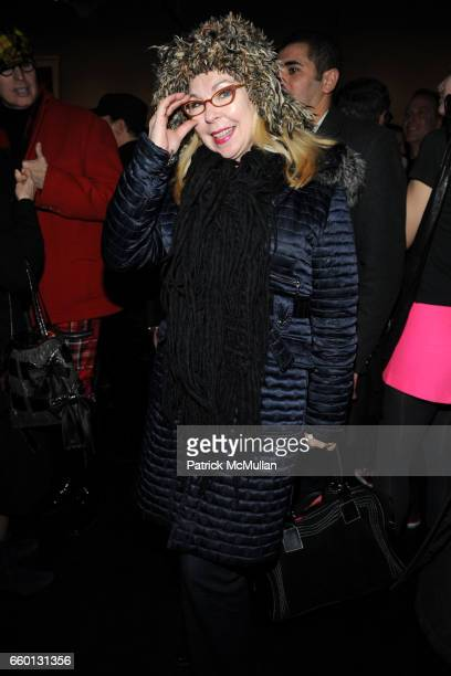 Adrianna Kaegi attends ROGER PADILHA MAURICIO PADILHA Celebrate Their Rizzoli Publication THE STEPHEN SPROUSE BOOK Hosted by DEBBIE HARRY And TERI...