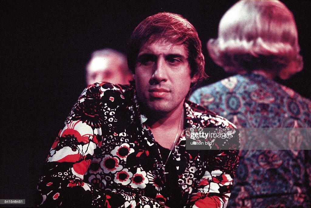 Adriano Celentano *Schauspieler Sänger ItalienPorträt 1970
