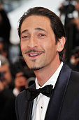Adrien Brody at the Closing Ceremony and the premiere for 'Therese Desqueyroux' during the 65th Cannes International Film Festival