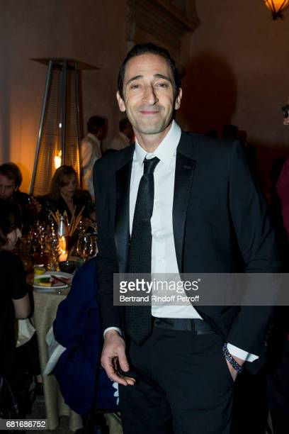 Adrien Brody attends the Cini party during the 57th International Art Biennale on May 10 2017 in Venice Italy