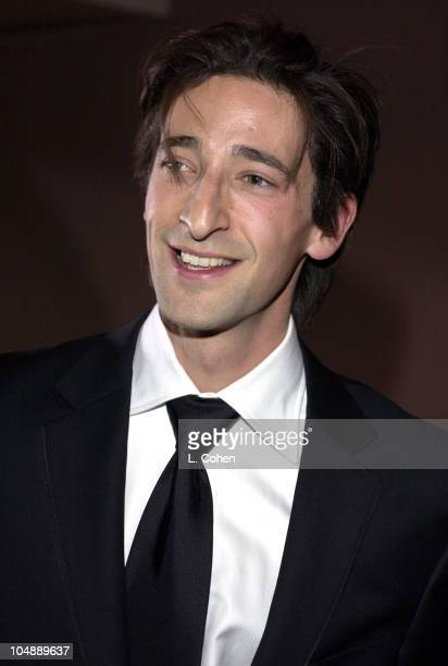 Adrien Brody during 9th Annual Screen Actors Guild Awards Arrivals at Shrine Exposition Center in Los Angeles California United States