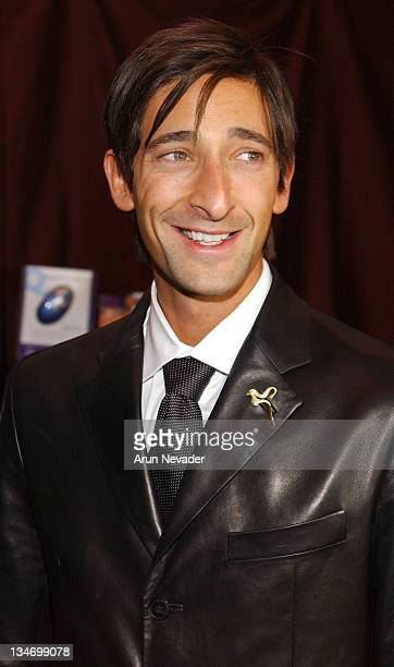 Adrien Brody during The 18th Annual IFP Independent Spirit Awards Official Talent Gift Bag Produced by On 3 Productions at Santa Monica Beach in...