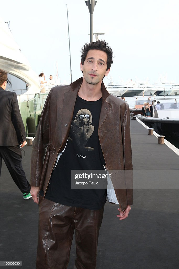 Adrien Brody is seen during the 63rd Annual International Cannes Film Festival on May 19, 2010 in Cannes, France.