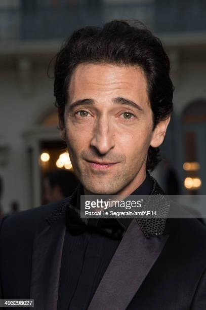 Adrien Brody poses for a portrait at amfAR's 21st Cinema Against AIDS Gala Presented By WORLDVIEW BOLD FILMS And BVLGARI at Hotel du CapEdenRoc on...