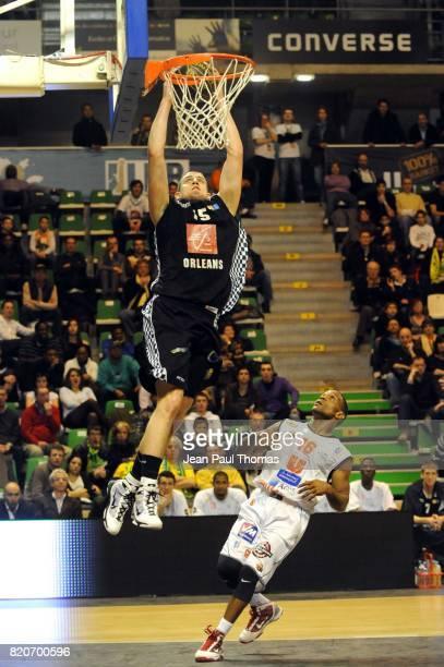 Adrien MOERMAN Orleans / Cholet Semaine des As 2010 Astroballe de Villeurbanne
