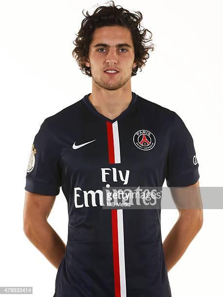 Adrien RABIOT Portrait Officiel Paris Saint Germain Gavelle / PSG / Icon Sport/MB Media