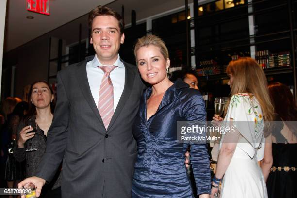 Adrien Zajac and Kellie Carey attend Paul Chester's Children Hope Foundation's Annual Benefit at Core Club on June 1 2009 in New York