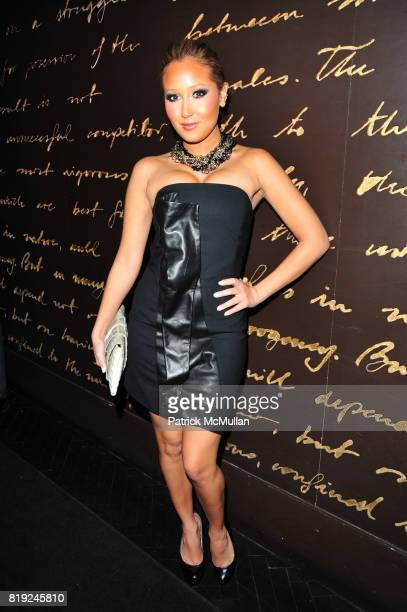 Adrienne Bailon attends American Red Cross Concern Worldwide and The Edeyo Foundation Fundraiser at 1 OAK on January 21 2010 in New York City