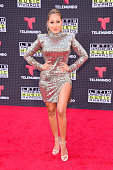 Adrienne Bailon attends Telemundo's Latin American Music Awards at the Dolby Theatre on October 8 2015 in Hollywood California