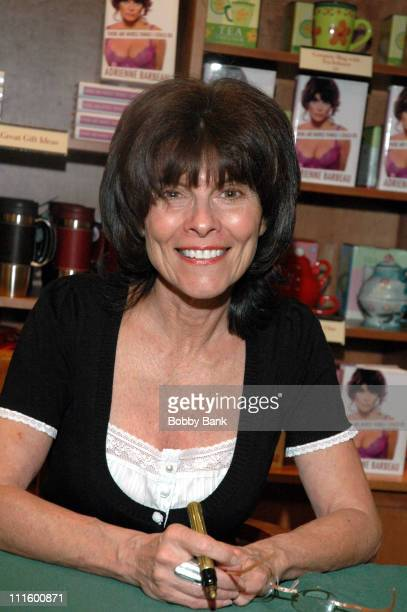 Adrienne Barbeau during Adrienne Barbeau Signs Her Book 'There Are Worse Things I Could Do' at Barnes Noble in Holmdel New Jersey April 19 2006 at...