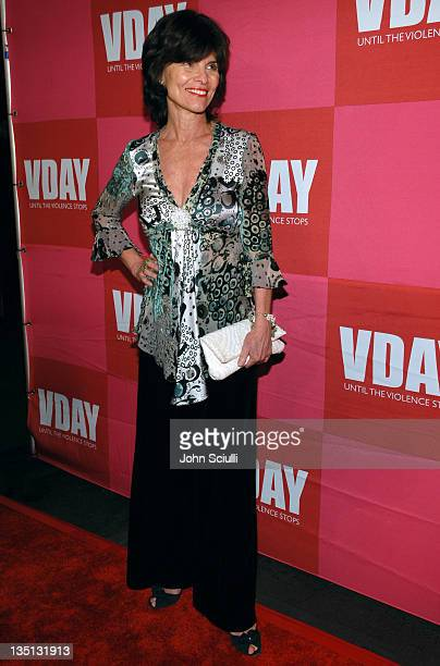Adrienne Barbeau during Eve Ensler's 'The Good Body' Opening Night Benefit for VDay LA 2006 Red Carpet at Wadsworth Theatre in Los Angeles California...