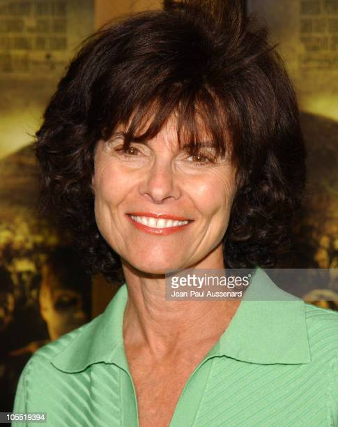 Adrienne Barbeau during 'Land of the Dead' Los Angeles Premiere Arrivals at National Theatre in Westwood California United States