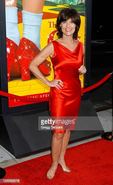 Adrienne Barbeau during 'The Wizard of Oz' Ruby Red Slipper DVD Gala Screening Arrivals at Academy Theatre in Beverly Hills California United States