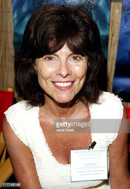 Adrienne Barbeau during Wonderful World of Animation at ComicCon 2004 at San Diego Convention Center in San Diego California United States