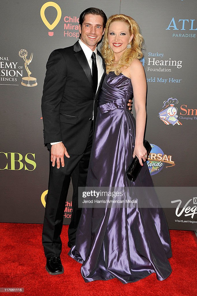 <a gi-track='captionPersonalityLinkClicked' href=/galleries/search?phrase=Adrienne+Frantz&family=editorial&specificpeople=217979 ng-click='$event.stopPropagation()'>Adrienne Frantz</a> arrives at 38th Annual Daytime Entertainment Emmy Awards For Soap Opera Weekly on June 19, 2011 in Las Vegas, Nevada.