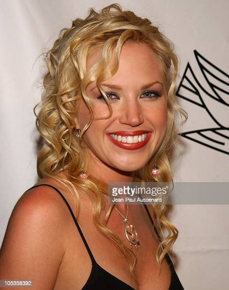 Adrienne Frantz during 2nd Annual Evening with the Stars to Benefit The Desi Geestman Foundation at Ivar in Hollywood California United States