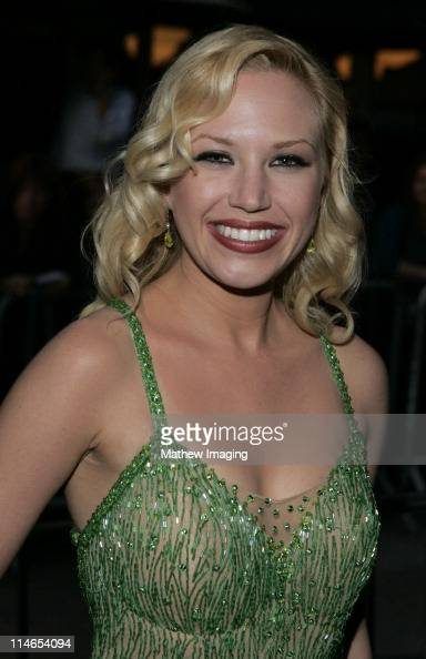 Adrienne Frantz during 32nd Annual Daytime Emmy Awards Arrivals at Radio City Music Hall in New York City New York United States