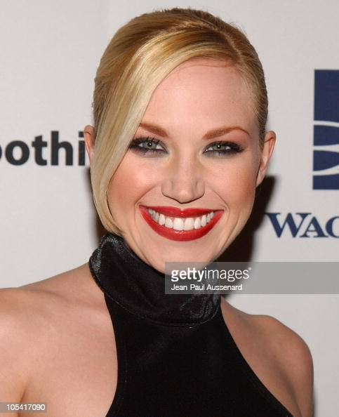 Adrienne Frantz during City of Hope 2005 Award of Hope Gala Arrivals at Beverly Hilton Hotel in Beverly Hills California United States