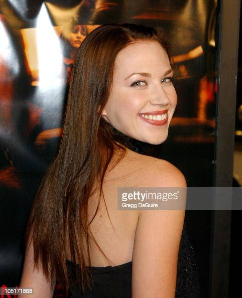 Adrienne Frantz during 'In The Cut' Los Angeles Premiere Arrivals at Academy Theatre in Beverly Hills California United States