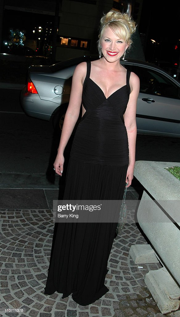 Adrienne Frantz during 'The Bold and the Beautiful' 20th Anniversary Gala - Arrivals at Two Rodeo in Beverly Hills, California, United States.