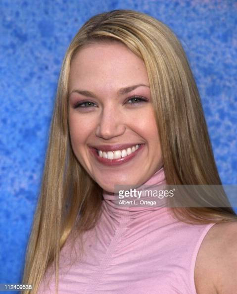 Adrienne Frantz during 'Treasure Planet' Premiere at The Cinerama Dome in Hollywood California United States
