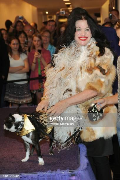 Adrienne Landau attends BERGDORF GOODMAN Fashion Night Out at Bergdorf Goodman on September 10 2010 in New York City