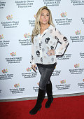 Adrienne Maloof arrives at the Elizabeth Glaser Pediatric AIDS Foundation for 25th Annual 'A Time For Heroes' celebration held at The Bookbindery on...