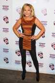Adrienne Maloof attends the Bobs From Skechers 'Summer Soiree' hosted by brand ambassador Brooke BurkeCharvet held at SkyBar at the Mondrian Los...
